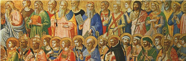 Evening Prayer for All Saints Day, Friday, November 1st at 6:30pm