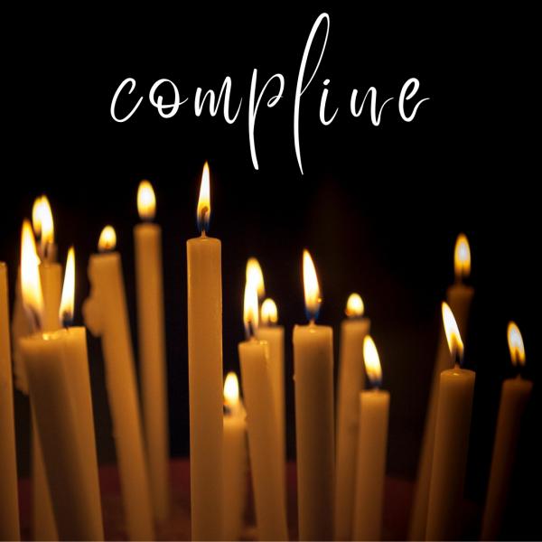 Festal Compline Service for All Saints: November 7th at 4:30pm.