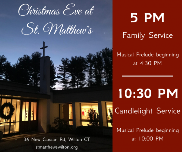 Christmas at St. Matthew's