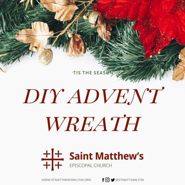 Advent Wreaths: Share the light at home!