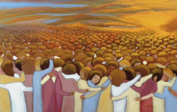 Worship on the Ninth Sunday after Pentecost: July 25th, 2021.