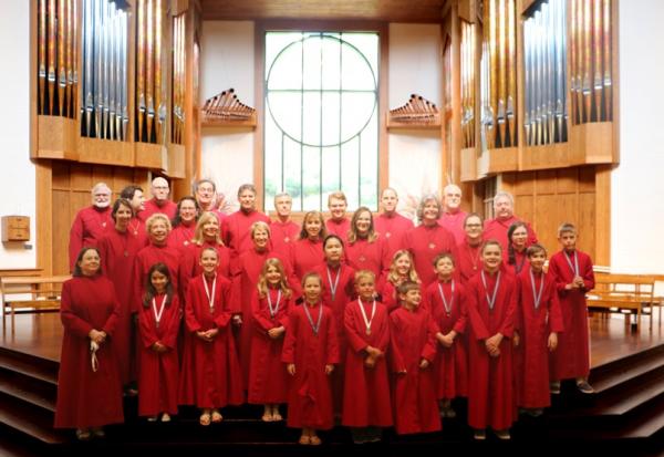 Music Ministries | St  Matthew's Episcopal Church