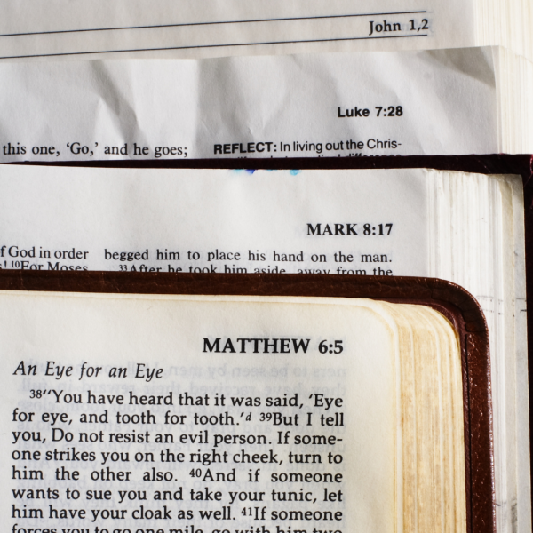 Join the Conversation – A Closer look at the Sunday Gospel