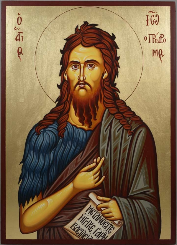 The Feast of John the Baptist