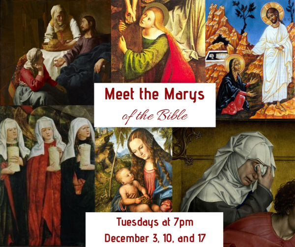 Meet the Marys