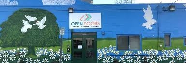 Sunday Mission Visit from Open Doors!