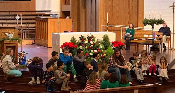 Pajama Lessons and Carols - December 29th at 9am!