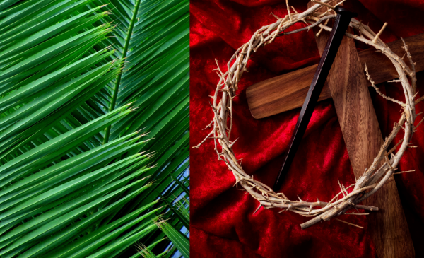 Palm Sunday Worship Livestream