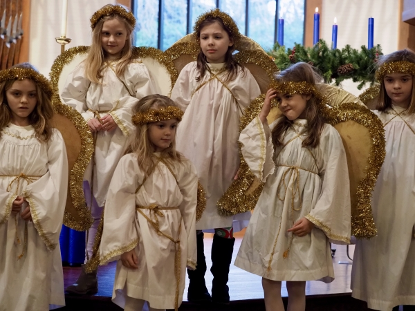 2019 Christmas Pageant Thank You & Re-cap