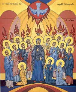A Special Sunday for Pentecost