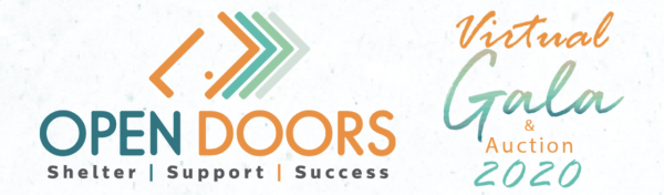 Support our mission partner Open Doors at their virtual gala