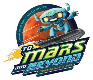 To Mars and Beyond: Vacation Bible School