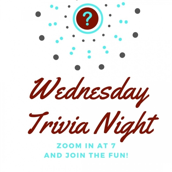 May 6th: St. Matt's Second Trivia Night!
