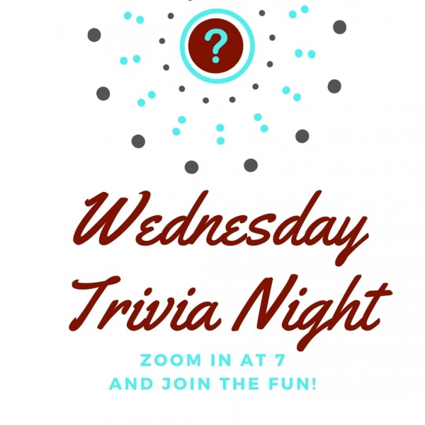 St. Matt's Trivia Night Wednesday April 15th at 7pm