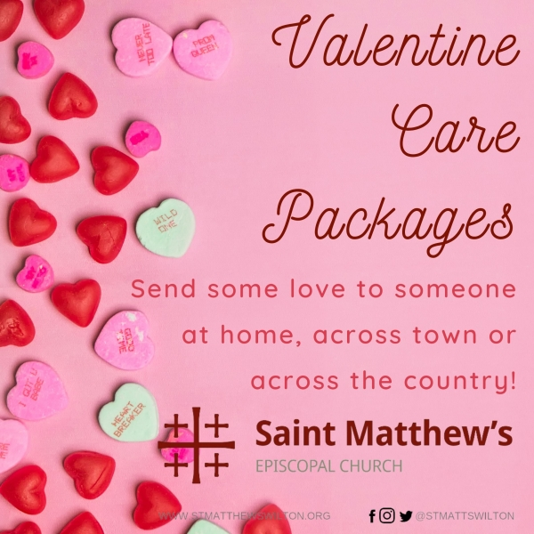 Send a Valentine's Care Package to a Loved One